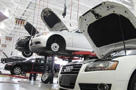 Audi-Repair