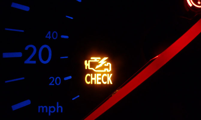Check Engine Light Facts